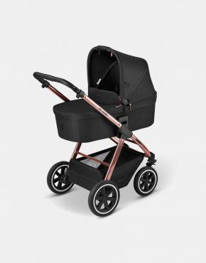 ABC Design Samba Diamond Edition – Rose Gold 3in1 + Tulip Babyschale