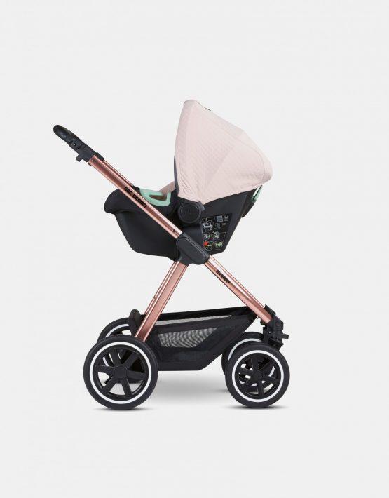 ABC Design Samba Diamond Edition – Rose Gold 3in1