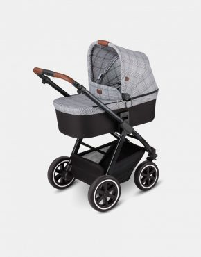 ABC Design Samba Fashion Edition – Smaragd 3in1 + Tulip Babyschale