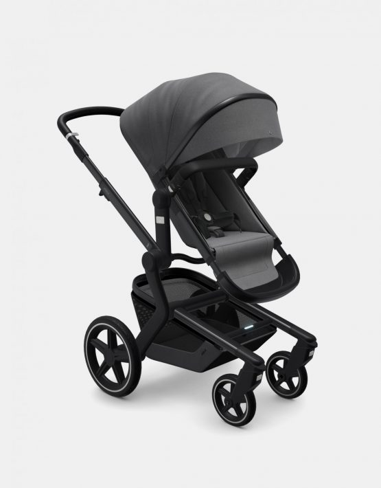 Joolz Day+ Awesome Anthracite 4in1 + Maxi-Cosi Coral + Family Fix 3