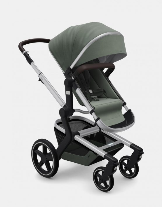 Joolz Day+ Marvellous Green 4in1 + Maxi-Cosi Coral + Family Fix 3