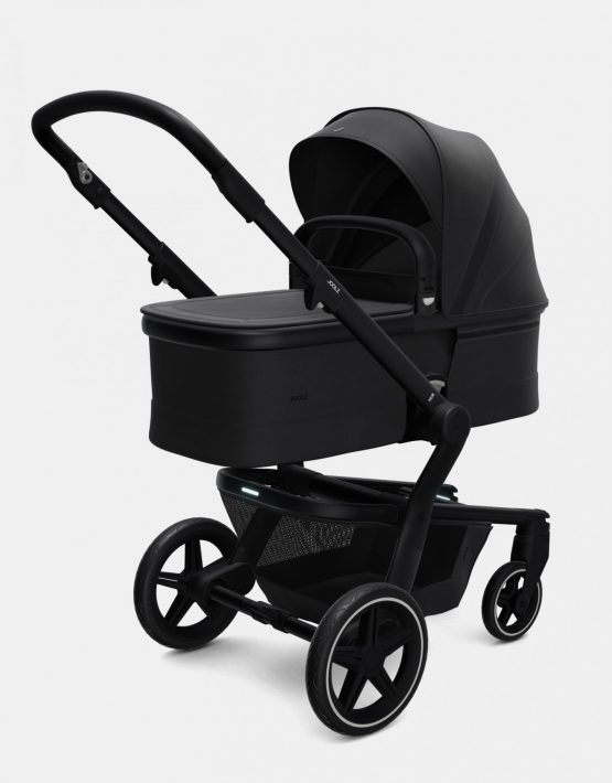 Joolz Hub+ Brilliant Black + Maxi-Cosi Pebble Pro i-Size Essential Black + Maxi-Cosi FamilyFix3 Basisstation 4in1