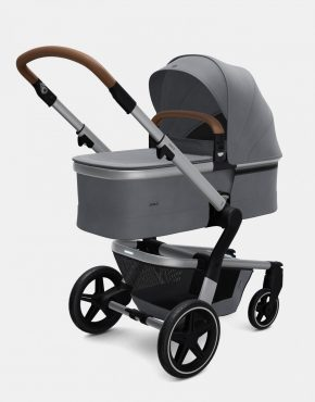 Joolz Hub+ Gorgeous Grey + Maxi Cosi Pebble Pro i-Size Essential Black + Maxi-Cosi FamilyFix3 Basisstation 4in1
