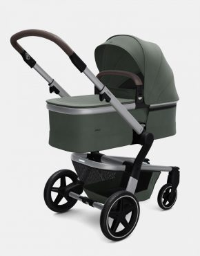 Joolz Hub+ Marvellous Green + Maxi Cosi Pebble Pro i-Size Essential Black + Maxi-Cosi FamilyFix3 Basisstation 4in1