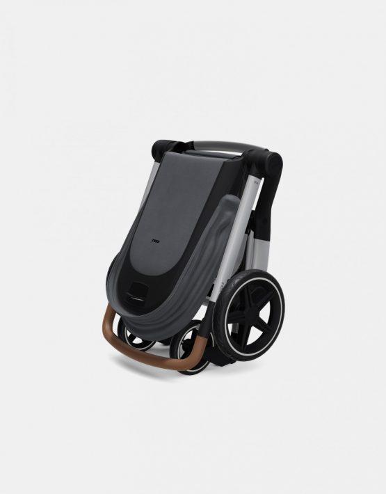 Joolz Hub+ Gorgeous Grey + Maxi Cosi Pebble Pro i-Size Essential Black + Maxi-Cosi FamilyFix3 Basisstation 4in1