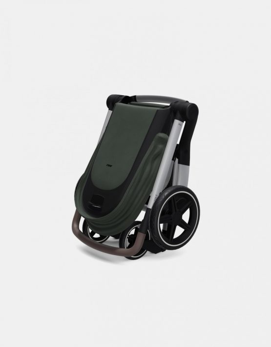 Joolz Hub+ Marvellous Green + Maxi-Cosi Pebble Pro i-Size Essential Black 3in1