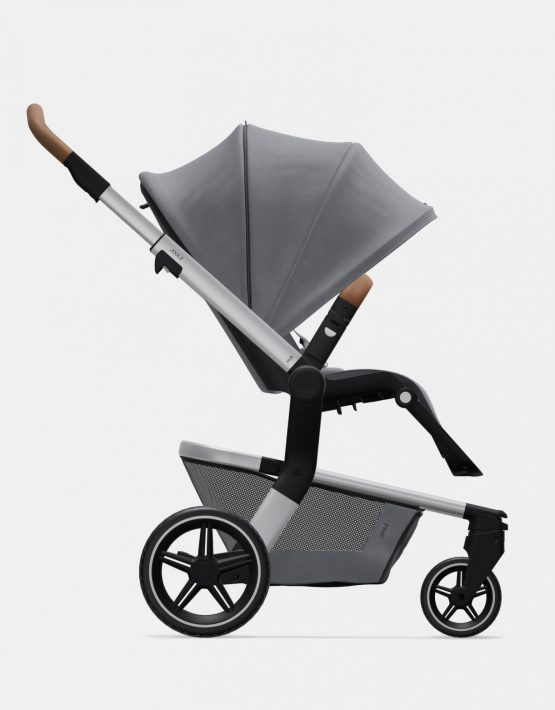 Joolz Hub+ Gorgeous Grey + Maxi-Cosi Pebble Pro i-Size Essential Black 3in1