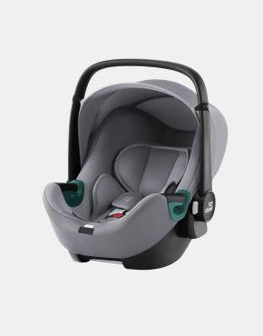 Britax Baby Safe 3 i-Size Frost Grey + Base Flex