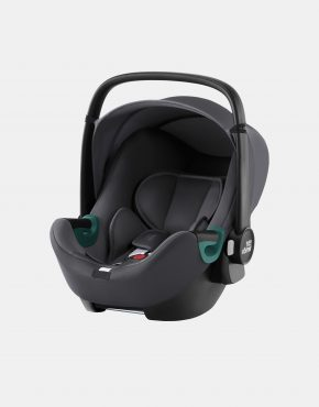 Britax Baby Safe 3 i-Size Midnight Grey + Base Flex