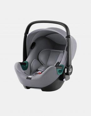 Britax Baby Safe iSense Frost Grey + Flex Base