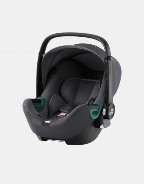 Britax Baby Safe iSense Midnight Grey + Flex Base