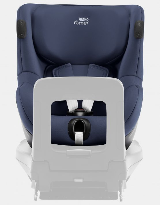 Britax Dualfix iSense + iSense Flex Base Indigo Blue