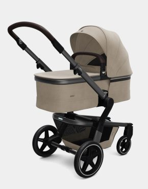 Joolz Hub+ Timeless Taupe + Maxi-Cosi Pebble Pro i-Size Essential Black 3in1