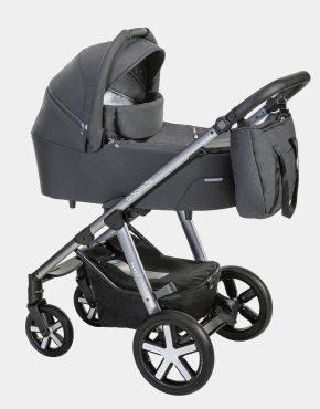 Baby Design Husky 117 Graphite 2in1