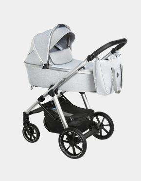 Baby Design Bueno 207 Grey 2in1