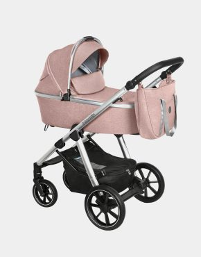 Baby Design Bueno 208 Pink 2in1