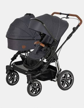 Hartan Two Select Dessin 458 - Navy 2in1