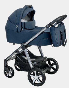 Baby Design Husky 103 Navy 2in1