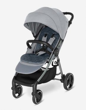 Baby Design Wave 2021 107 Silver Gray